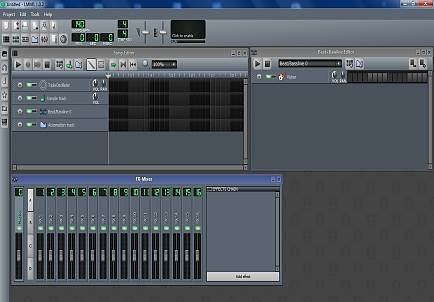 Create a soundtrack in Audacity LMMS and MuseScore